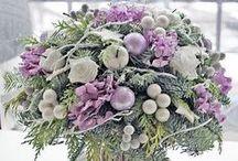 aranžovanie kvetov-arragement flower-Blumenarrangements
