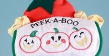 Halloween / Boo! Some of our favorites for a SPOOKY time of year.