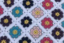 My Crocheting / Handmade by me