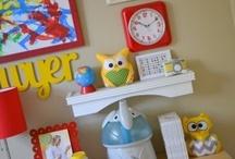 Nursery ideas/inspiration