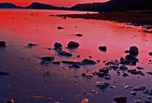 Knoydart Sunsets