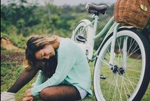 Bikes / by Charlotte Kums