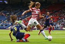 girl's soccer / by Jenna Burchnell