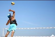 Beach Volleyball  / Beach Volleyball athletes at FIVB events. Official photos / by FIVB Volleyball