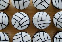 Sweets and Treats / Volleyball inspired food / by FIVB Volleyball