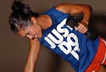 Get moving / Just do it. Running & getting fit !