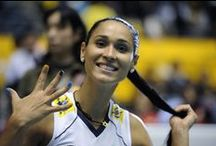 Volleyball is Life / Volleyball in fashion, beauty and everyday life / by FIVB Volleyball