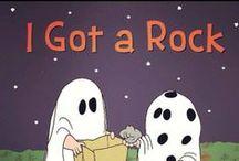 Childhood Halloween Memories / Favorite cartoons and memories of Halloween from my childhood.