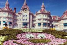 Disney {Paris} / C'est Magnifique! I loved experiencing Disneyland Paris!! Disney knows how to spread magic all around the globe - it's joy knows no bounds! :) / by Rachel