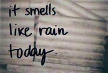 Rainy days / by Charlotte Kums