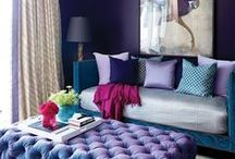 50 Shades of Purple / Colors, objects, furnishings...