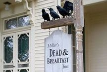 Halloween Decorations / Everything Boo-tiful for your Haunted House