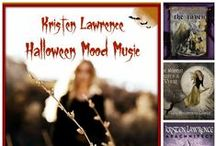 Halloween Music of Kristen Lawrence / Organist /Composer /Vocalist who writes elegant Halloween music to be enjoyed all year.  If Christmas has beautiful songs, why shouldn't Halloween? ~  Kristen Lawrence halloweencarols.com