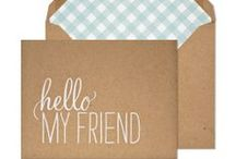 Paper / Stationary - Fonts - Prints - Printables & Wrapping