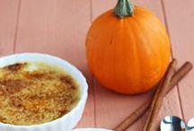 Pumpkin Recipes / Fall time is pumpkin recipe time!