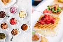 Breakfast / Or snacks