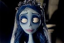 Corpse Bride & Skeletons / Day of the Dead