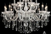 Lighting - Chandeliers / A beautiful chandelier can completely transform a room. Essex Lighting stock a range of chandeliers in a variety of designs and finishes. Please visit our website to view the full range.