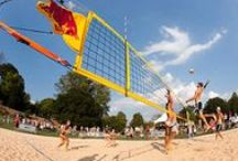 Swatch Beach Volleyball Major Series / by FIVB Volleyball