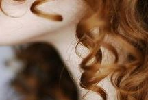 People | Kissed by Fire / Red hair occurs naturally in 1–2% of the human population.