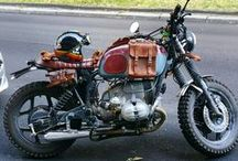 Race to the Cafe / Cafe Racer, Scrambler, Tracker and Classic motorcycles
