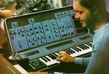 Classic Synths / Classic drum machines and synths.