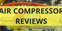 Air Compressor Reviews / Buy in Confidence with In-Depth Air Compressor Reviews | When making any significant purchase, especially when it comes to air compressors, there are a number of factors that you need to consider. What do you need a compressor for, do you need it to be portable, and are you going to be using it in on a professional job site? These are all questions that you need to be asking, and the right kind of review will have no trouble answering these questions, and more. Power Tools Ninja is here to help!
