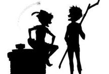 Peter Pan & Jack Frost