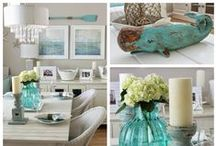 Coastal Decorating / Coastal Decorating Ideas