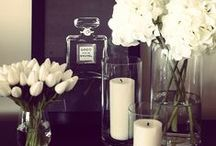 • candles / decor with candles