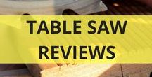 Table Saw Reviews / Table Saw Reviews | Finding the Perfect Power Tool with Table Saw Reviews | Whether you're planning to perform some DIY repairs or renovations in your home, or if you need a reliable saw for job site use, taking a look at some in-depth table saw reviews will help you to make the right decision. Explore the best table saws, table saw stations, table saw tips and tricks. Best Power Tools Reviews | DIY Projects For The Home | Home Improvements | Must Have Power Tools for Men & Women