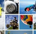 Outdoor Adventures Ideas / Outdoor Adventures offer a wonderful opportunity for family and friends bonding.Here's a wealth of ideas that can really inspire you!