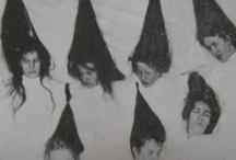 Obscure, bizarre, macabre, grotesque