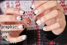 The Nail Bar / Spread your creative wings with a little nail art love. From simple designs to intricate details it's all about having fun.