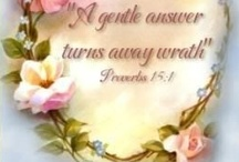 God's promises / scripture