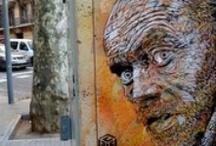 Street Art - Barcelona