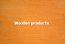 Wooden products / Let's pin!Wooden products!Thank you!