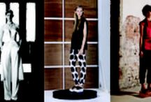 wide-leg pants & style etcetera / are skinny-leg pants over? wide-leg pants are back with a vengeance http://tinyurl.com/l8yt4ps