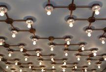 ~ LIGHTS ON ~ / Lighting, lamps, light installations