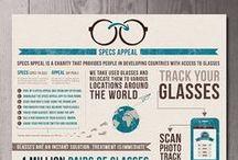 Infographies / De jolies infographies pour s'inspirer