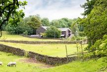 Rural Lake District Retreats / Gorgeous Lake District Cottages with stunning rural locations. Secluded, remote and peaceful properties, surrounded by fells, fields and mountains.
