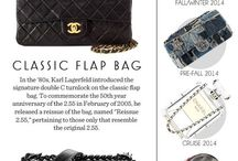 Bliss...style & Co.!!! / Chanel, bags, Style,