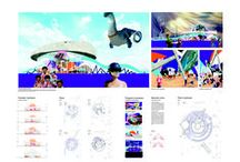 """Bit meccano city"" by Egor Orlov / Participant of ""5st Advanced Architecture Contest: SELF-SUFFICIENT HABITAT"". Egor Orlov. 2013. Kazan State University of Architecture and Engineering. Tutors: Akhtiamov I.I.; Akhtiamova R.H."
