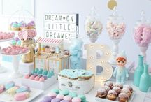 Baby Shower Inspiration / Baby shower ideas for boys and girls. Lots of cute baby shower themes, baby shower games, baby shower cakes, and food. DIY baby shower decorations and baby shower decor inspiration.