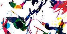 Three primary colors Croquis / 原田伸治イラスト工房の三原色水彩クロッキー、三原色イラスト作品などです。 #Art #fineart #watercolor #sketch #Illustration #Croquis https://www.facebook.com/haradashinji.illustrator/