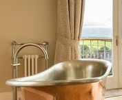 Cottages With Luxury Roll Top Baths / A selection of our Lake District Cottages featuring roll top baths... perfect for a relaxing soak after a day out walking on the Lakeland fells.