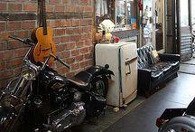 ★American vintage★ / by Kunika interior studio