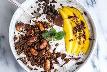 Recipes To Try / Food that tastes good and is healthy. A selection of vegan, vegetarian and other foods. Expect to see lots of breakfast recipes.