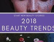 Beauty Trendwatch / Covering past, present and upcoming trends in the beauty world. From the consumer friendly to the fun and creative.