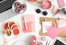 Stationery Addicts Unite / Desk essentials, cute novelty stationery, notebooks and tutorials for hand lettering.